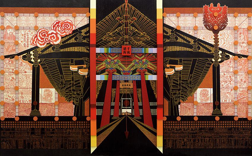 中国版画与主题性创作